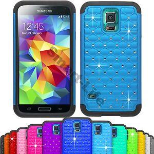 brillante-hibrido-Rigido-amp-Silicona-A-Prueba-De-Golpes-Funda-para-Samsung-Galaxy