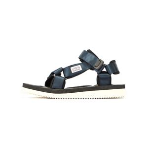 Suicoke Depa Sandalias Zapatos Azul Marino 10 9