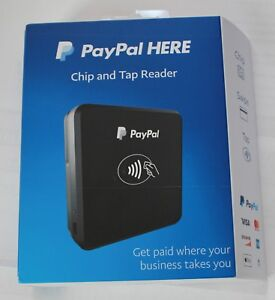 PayPal-Chip-and-Tap-Credit-Card-Reader-PCTUSDCRT-Brand-New-Factory-Sealed