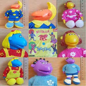 McDonalds-Happy-Meal-Toy-2001-BBC-Childrens-TV-Tweenies-Plastic-Toys-Various