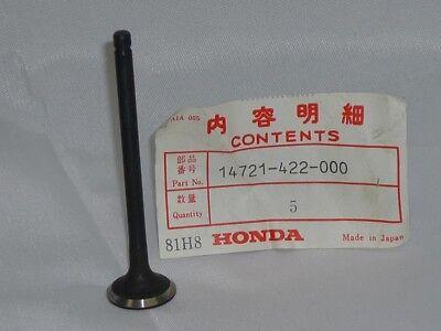 Honda CB750K 1979-82 CB750F 1979-82 CBX 1979-82 CB Exhaust Valve 14721-422-000