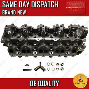 Ford-Ranger-Mazda-Bongo-B2500-Friendee-Frieda-2-5TD-WL-Bare-Engine-Cylinder-Head