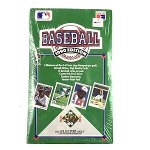 Details About Upper Deck Collectors Choice 1990 Edition 3 D Team Logo Hologram Baseball Cards