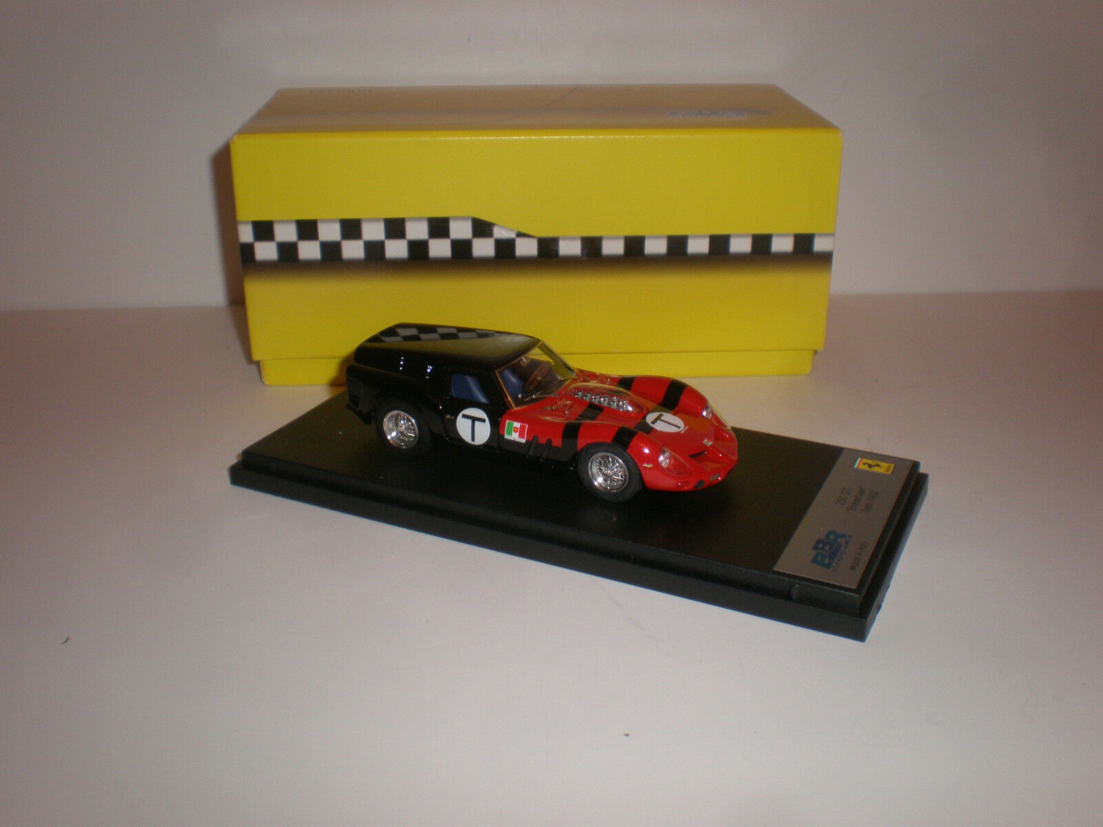 1  43 BBR Ferrari 250 GT Brödvan 1962   BG86C