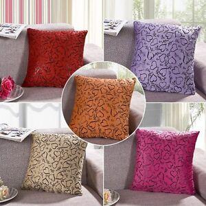 Moda divano letto casa cuscino decorativo custodia - Copricuscino divano ...