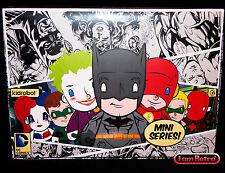 DC Universe Mini's - Kidrobot - Brand New Factory Sealed Display Case 20 pcs