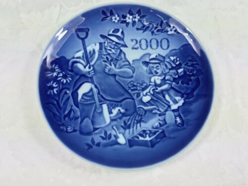 Royal Copenhagen Piatto Nonni 2000-1903700 NEW Grandparents plate
