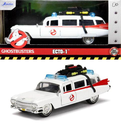 1959 Cadillac Ghostbusters ecto 1 Ambulance 1:32 jada Toys 99748