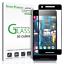 Google-Pixel-2-amfilm-Full-Cover-Protection-d-039-ecran-verre-trempe-Pack-de-1-noir miniature 1