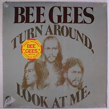 BEE GEES: Turn Around, Look At Me LP Sealed (sm cnr bend) Rock & Pop