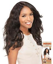 100% Brazilian Virgin Remi Unprocessed Human Hair Lace Wig Wavy - UK SELLER