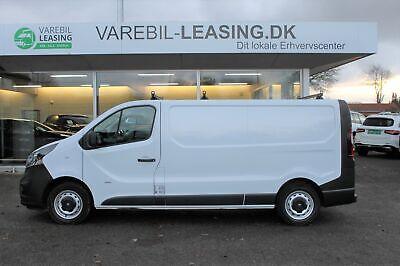 brugt varebil Opel Vivaro CDTi 125 Edition L2H1
