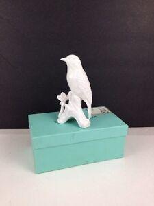 Image Is Loading Inger Birds Of A Feather Elegant White Porcelain