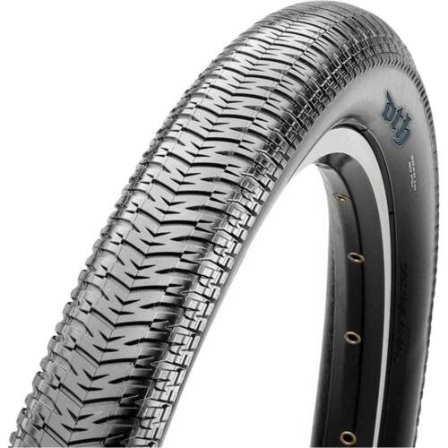 "MAXXIS DTH BMX Wire Dual 24x1.75/"" 44-507 Black 2033-tb47649000 Tyres"
