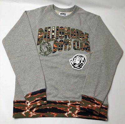 Billionaire Boys Club BB Mission SS Knit 871-7300 Black 2017 Brand New WithTags