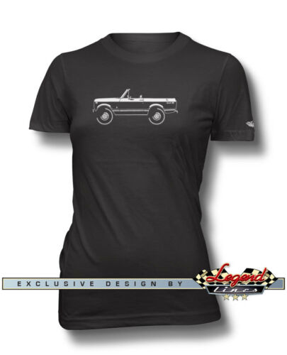 International Scout II 1971 T-Shirt for Women Multiple Colors Sizes American