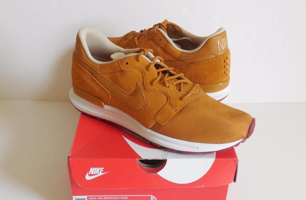 Nike Air Berwuda Premium 844978-701 Chaussure Taille 11, 11.5 Neuf