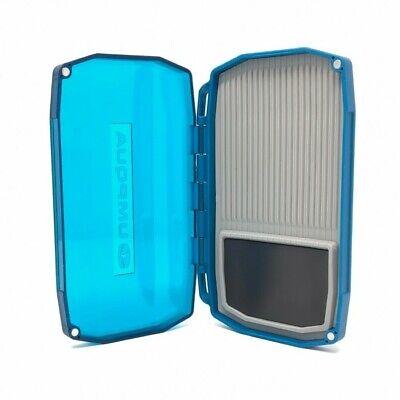 Umpqua LT Mini Waterproof Fly Box Blue See-Through Lid