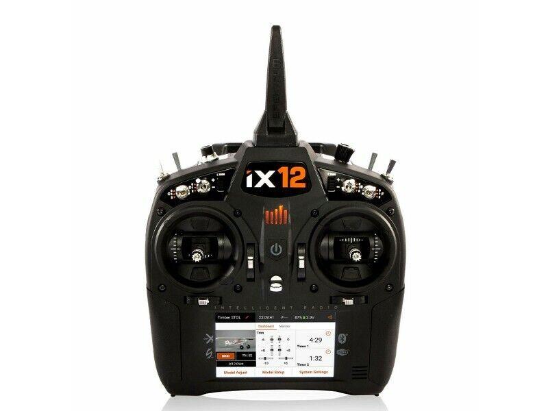 Spektrum Ix12 12-channel Dsmx Transmetteur