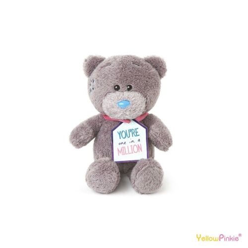 """Me To You 4/"""" You Are One In A Million Soft Plush-Tatty Teddy Bear"""