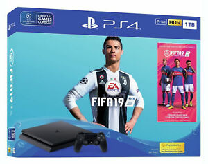 Sony-PlayStation-4-1TB-FIFA-19-Bundle-Console-Nero-Corvino