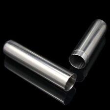 Portable Stainless Steel Case Cigar Tobacco Tube Funnel Holder Travel Case