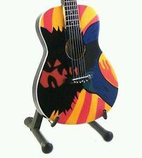 """Gibson Acoustic"" - Chitarra in miniatura - Mini Guitar - Mini Guitarra"
