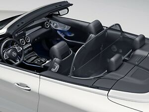 original mercedes benz windschott c klasse cabrio a 205. Black Bedroom Furniture Sets. Home Design Ideas
