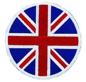 Toppe-Toppa-PATCH-REGNO-UNITO-UK-INGHILTERRA-Bandiera-banderina-ricamata