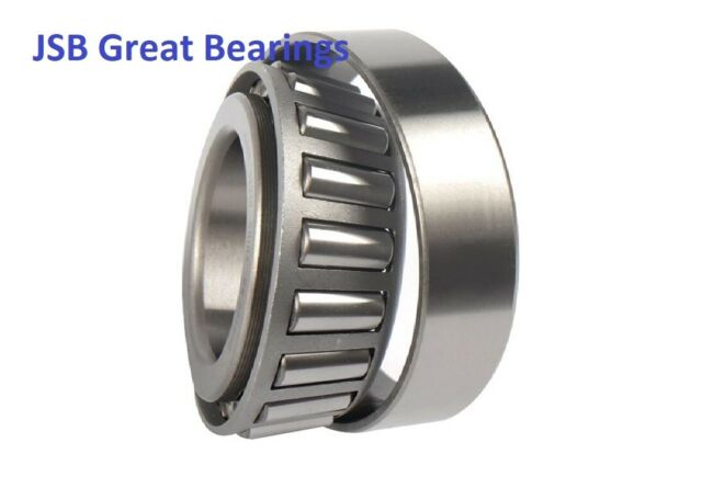 NMD 30X62X17.25 METRIC CUP /& CONE TAPERED ROLLER BEARING 30206