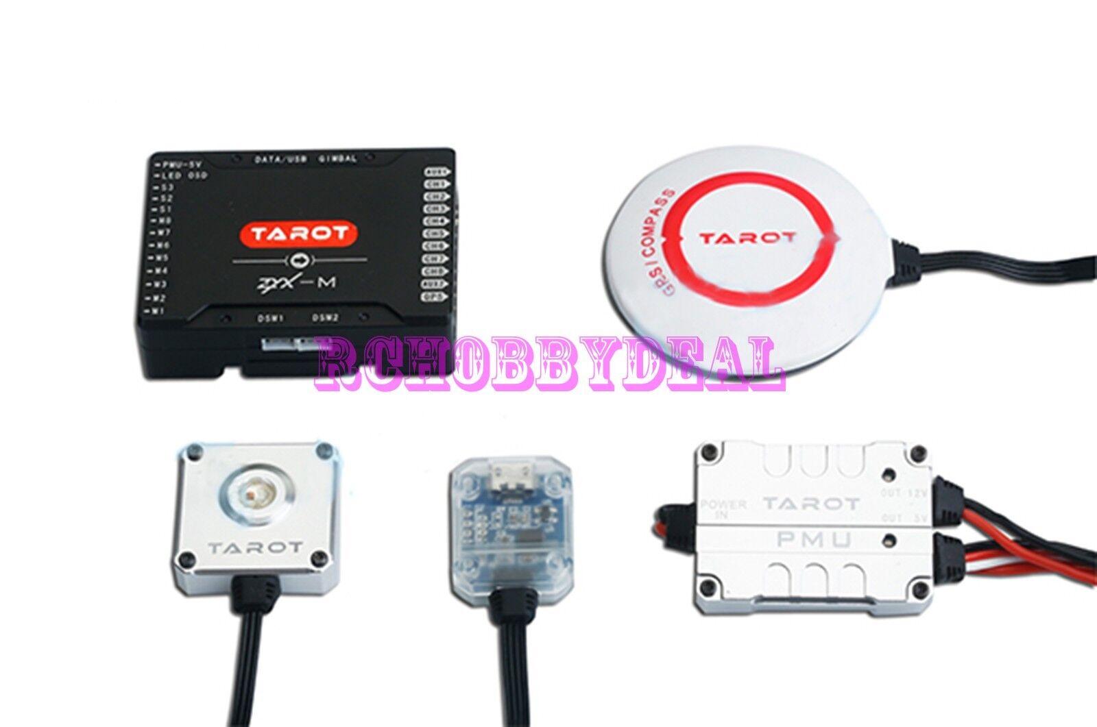 Tarojo ZYX-m flight control GPS combo PMU módulos for FPV RC multi rojoor zyx25