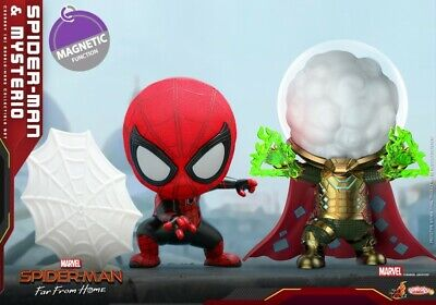 Hot Toys COSB628-634 Spider-Man Far From Home COSBABY Mini Figure Gifts