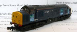 Graham Farish 371-471 Class 37 0 No No No  37261 DRS N Gauge 4e196f