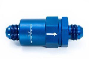 Prefilter/Niederdruckfilter Dash 08 Blue - AN8 JIC8