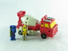 Transformers G1 Quickmix Targetmaster Boomer & Ricochet V2