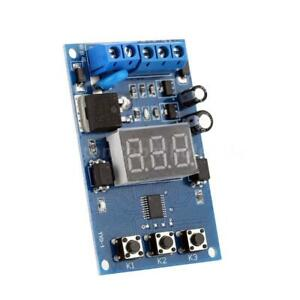 LED-Multi-function-MOS-Control-Relay-Cycle-Timer-Module-Delay-Time-Switch-DB77
