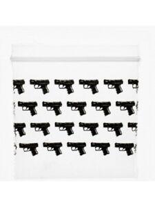 Small Plastic Grip Seal Resealable Mini Bags Baggies Baggys Gun 50 x 50mm