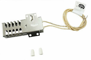 New Replacement for Whirlpool 7432P143-60 Oven Range Flat Igniter