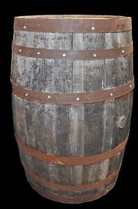 Buffalo-Trace-Distillery-Used-Bourbon-Barrel-53-Gallon