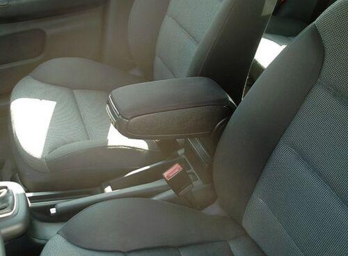// Toledo 2 1999-2004 cuir noir neuf Accoudoir Seat Leon 1 type 1M 1999-2005