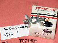 Genuine Homelite 57647 Start Clutch Pawl Dog 3/8 Center Fairbanks Morse Colt