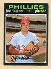 1971 Topps Joe Hoerner #166 Baseball Card