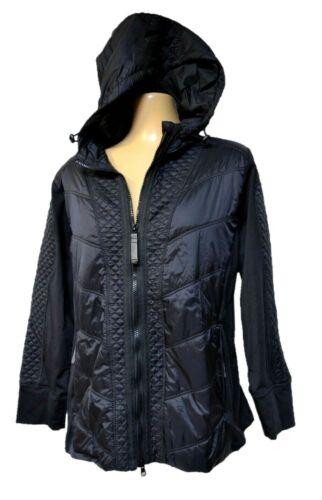 18 Luxe Hooded Jacket puffer NWT rrp$230! TS TAKING SHAPE PETITE plus sz S M