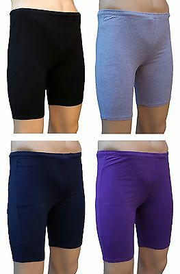 CHEX Cotton Lycra Shorts Mens Keep Fit Fitness Training Run Jogging Soft Feel