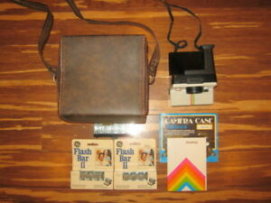 Polaroid-Rainbow-Instant-Camera-with-Case-and-Accessories