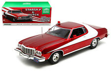 Greenlight Ford Gran Torino 1976 Starsky & Hutch Chrome Red 1/18 Limited Edition