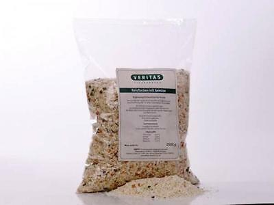 VERITAS Reisflocken 2,5kg, Nahrungsergänzung Hundefutter Schonkost Diät Barfen