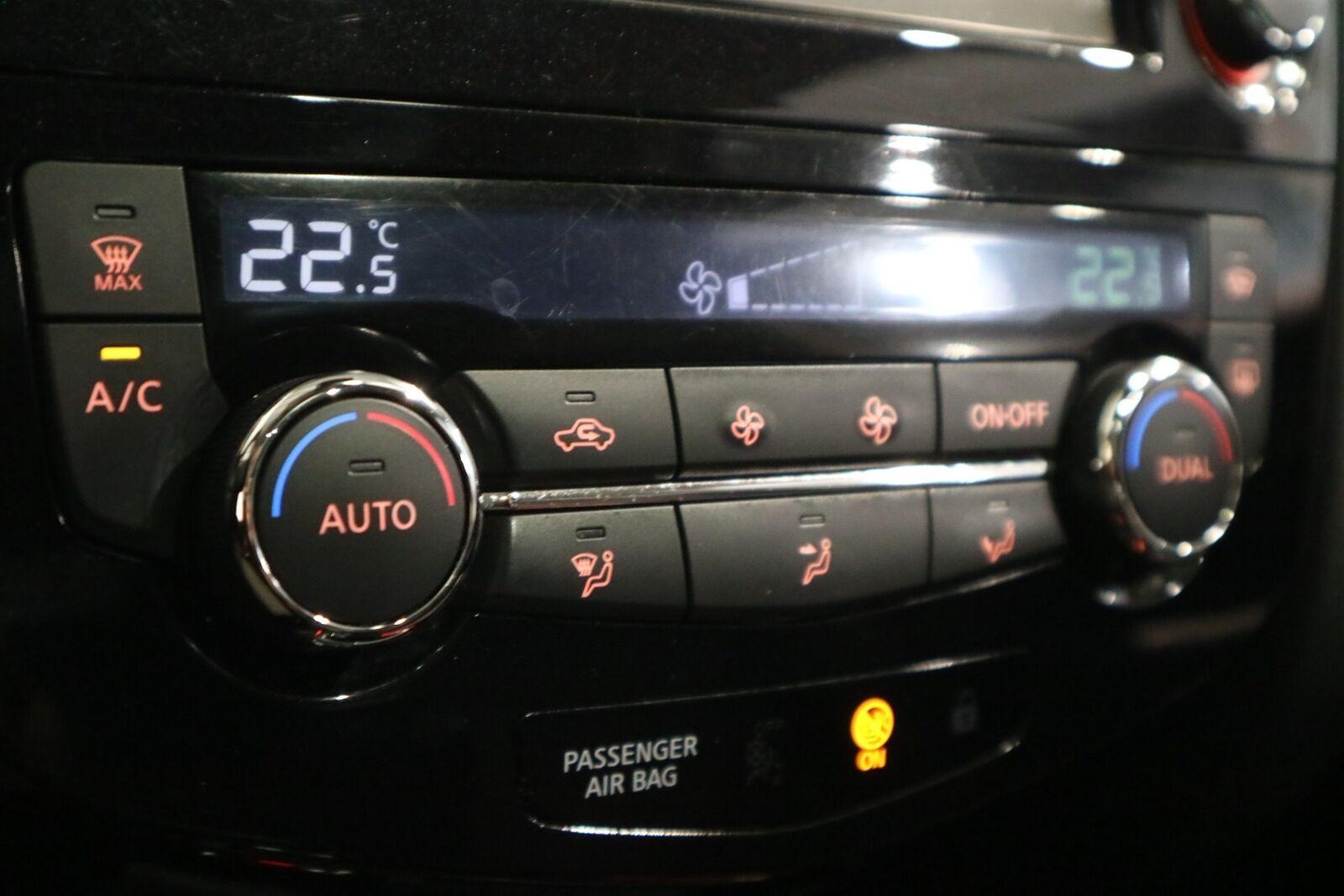 Nissan Qashqai 1,5 dCi 110 Tekna - billede 8