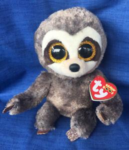 W-F-L Ty Beanie Boos Dangler Sloth 5 7 8in Glubschi Boo ´ S ... cf8b87d71e26