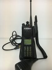 Motorola XTS3000 P25 Digital UHF Model III 403-470 Mhz RADIO H09RDH9PW7BN APX HT